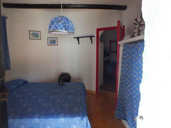Baia Saraceno : la camera