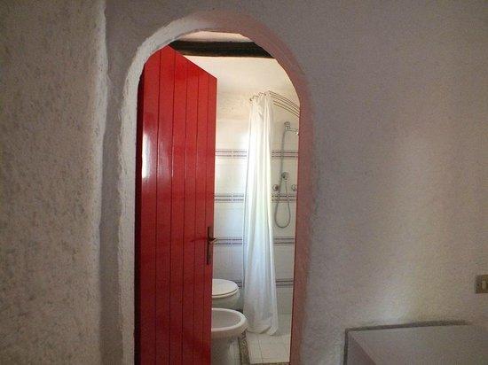 Baia Saraceno : mini bagno