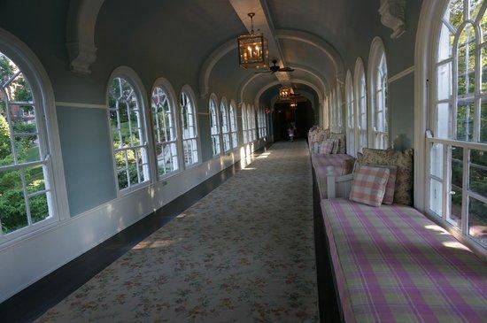 The Omni Homestead Resort: 4