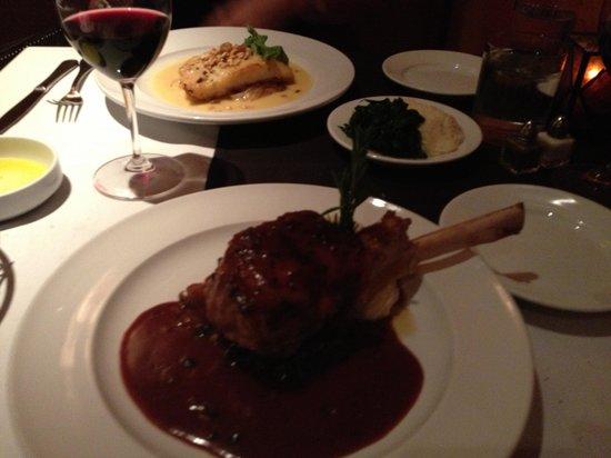 Ombra Cucina Rustica: Dinner for 2
