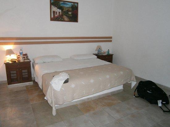 Hotel Plaza Almendros: chambre