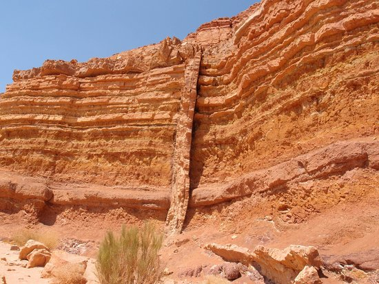 Ramon Crater : ダイク・アリハ