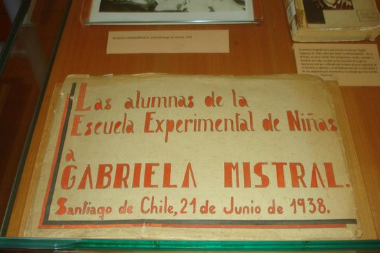 Gabriela Mistral House and Museum