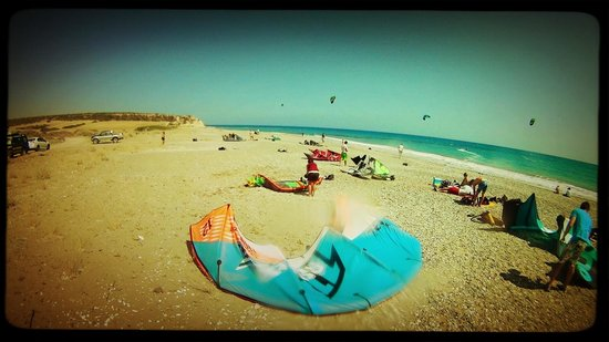 Kite Surfing Cyprus