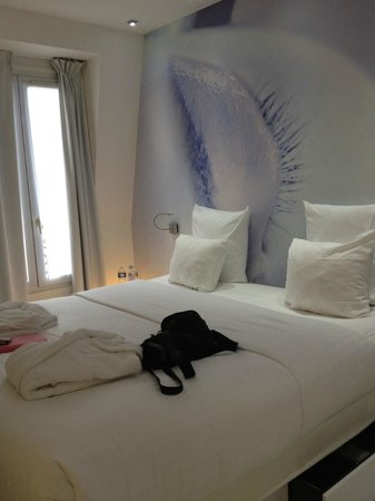 BLC Design Hotel : Habitación Superior