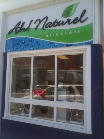 Ah! Naturel Bath & Body and Spa