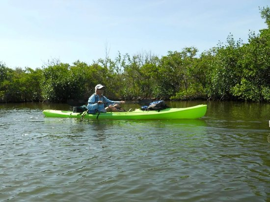 Space Coast Kayaking