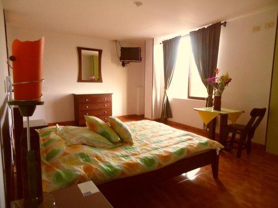 Hotel La Terraza: Habitación Sencilla.
