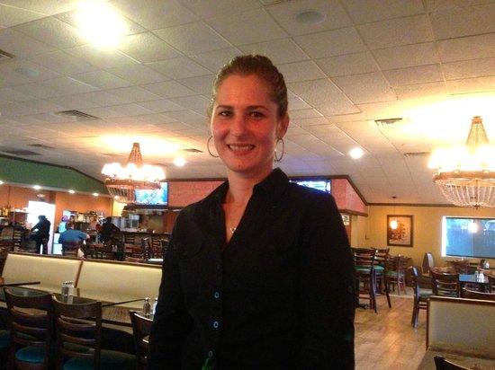 Garibaldi Mexican Restaurant: Maylin Great Customer Service!