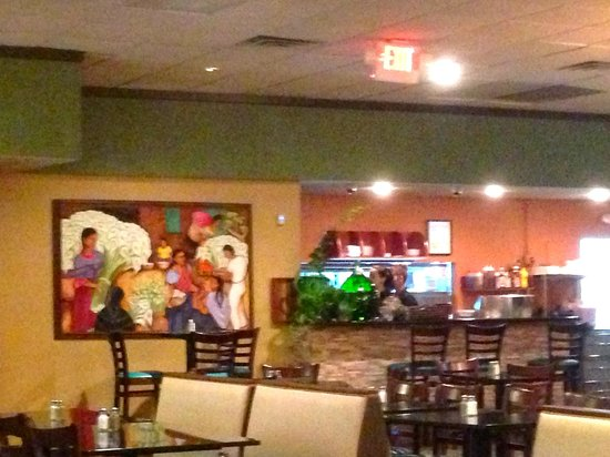 Garibaldi Mexican Restaurant: New and Improved
