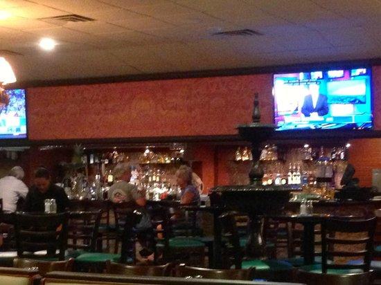 Garibaldi Mexican Restaurant: Big New Bar