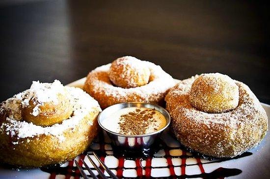 Etown: best donuts ever...