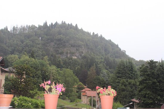 Hotel Il Nibbio: Aussicht