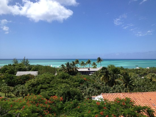 COMO Parrot Cay, Turks and Caicos : view from terrace