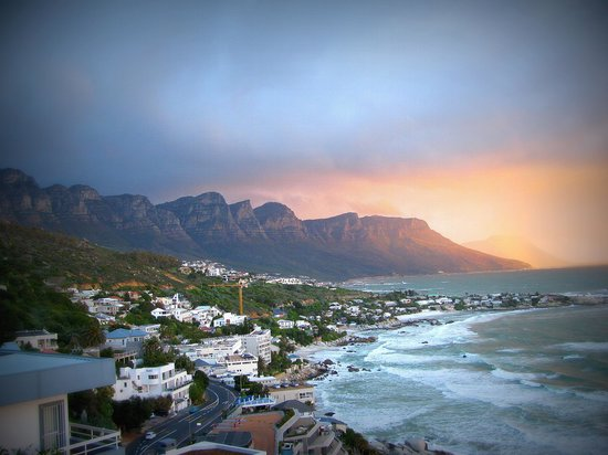 Cape View Clifton: Sunset from Clifton 6