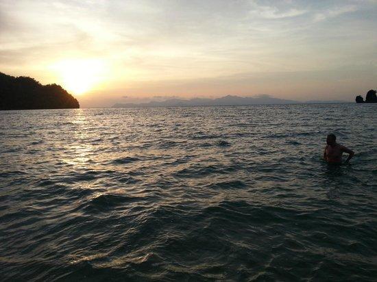 Tanjung Rhu Resort: Beach