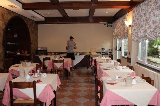 Hotel Il Nibbio: Frühstücksbuffet