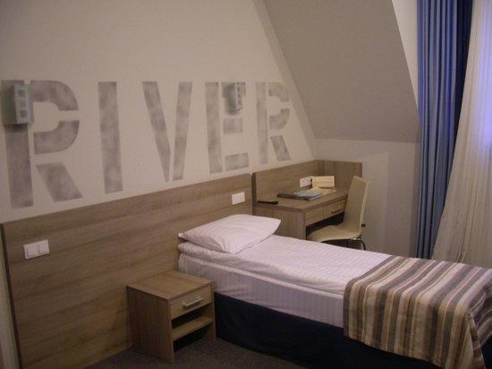 Raziotel Kyiv: The room