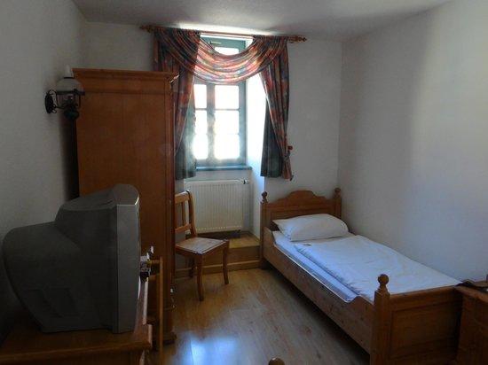 Schlundhaus Hotel-Restaurant: Einzelzimmer rustikal Hotel Schlundhaus
