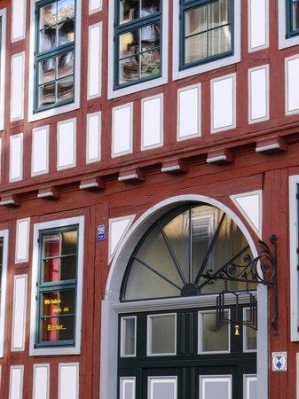 Schlundhaus Hotel-Restaurant: Umgebung vom Gästehaus Rautenkranz