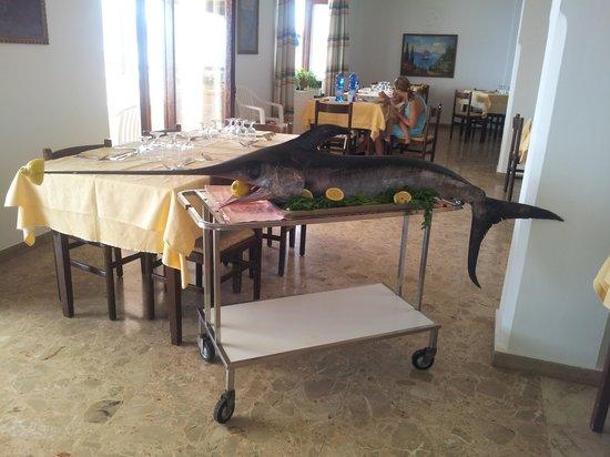 Hotel La Gondola : spada
