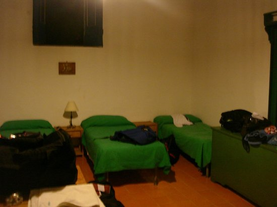 Casa del Sole: 5 Bett Zimmer