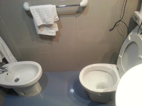 Costamar I & II Apartamentos : bagno