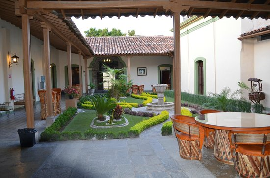 Foto de hotel la merced colima jardin colonial tripadvisor for Hotel jardines de uleta vitoria
