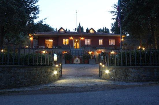 Villa Valenza: Esterni