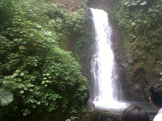 Vara Blanca, Costa Rica: catarata
