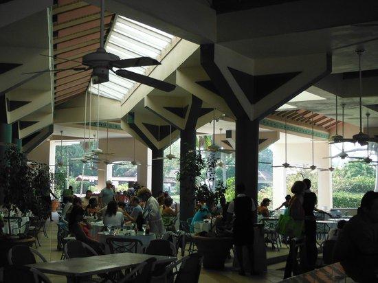 Tropical Breeze Villa: Buffet 2