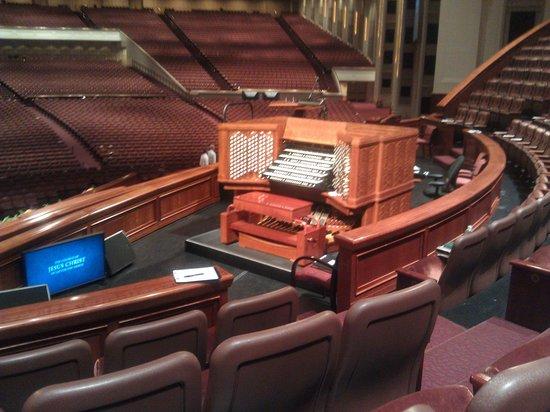 Mormon Tabernacle Choir: Conference Center Organ