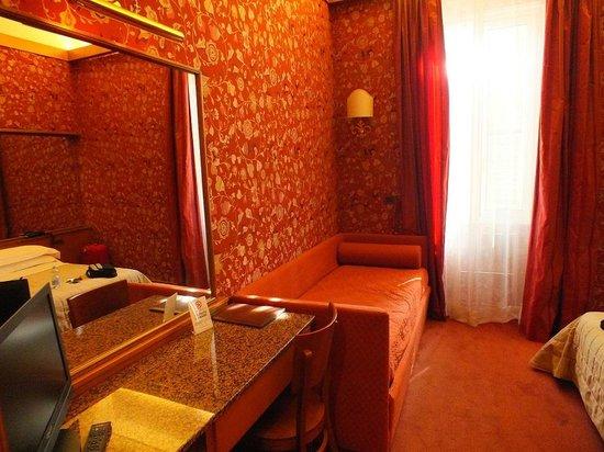 Hotel Arcangelo: camera