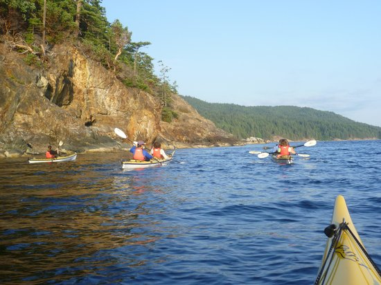 Terracentric Coastal Adventures - Day Tours: A beautiful sunny evening