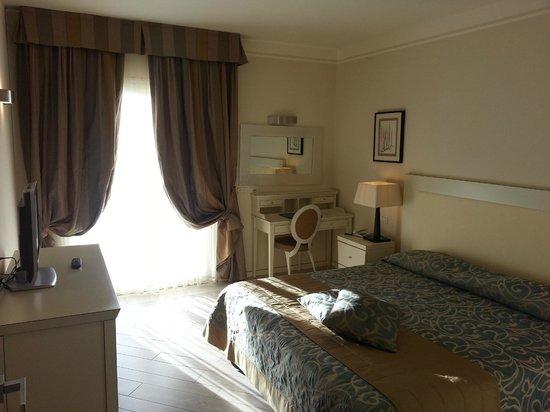 Parc Hotel Germano Suites & Apartments: la camera della suite