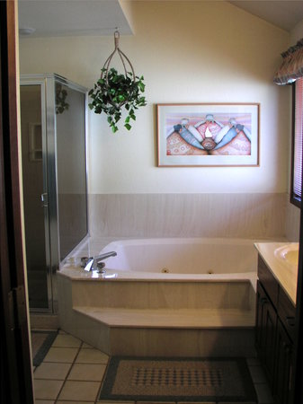 The Pines: Master Bath