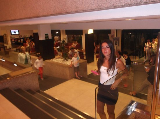 Blau Punta Reina Resort: recepcion y zoma wifi