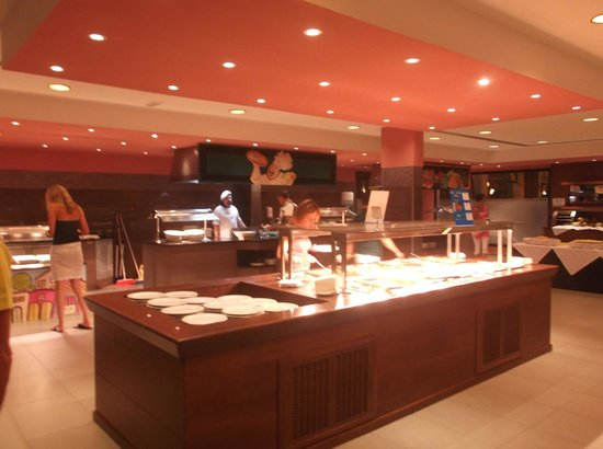 Blau Punta Reina Resort: buffet