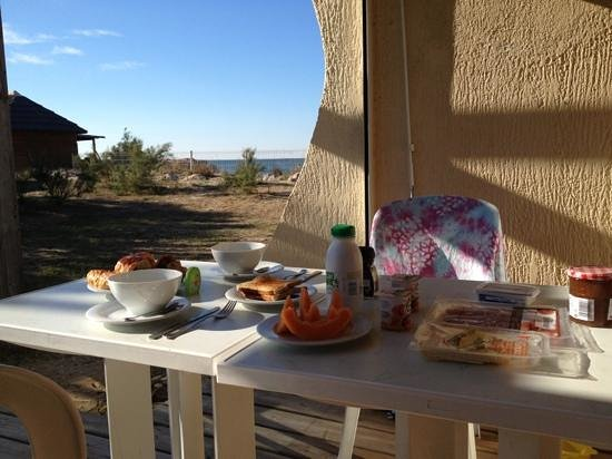 Belambra Clubs - Le Vidourle : our breakfast by the sea