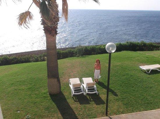 Blau Punta Reina Resort: vista desde la habitacion