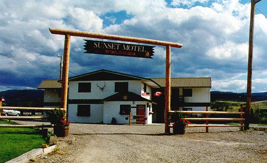 St. Ignatius Sunset Motel : Sunset Motel