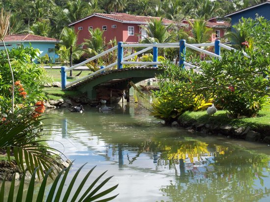 Atlântida Park Hotel: Jardim do hotel