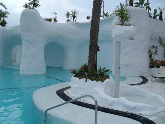 Hotel Suite Albayzin del Mar: bonita piscina pero pequeña