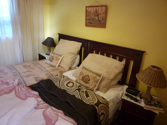 Kopanong Bed & Breakfast: Double room