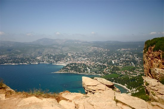 Tours in Provence - Day Tours: view from Cap Canaille