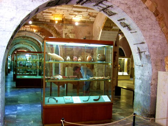 Investingating the Coin Collection - Picture of Chania ...