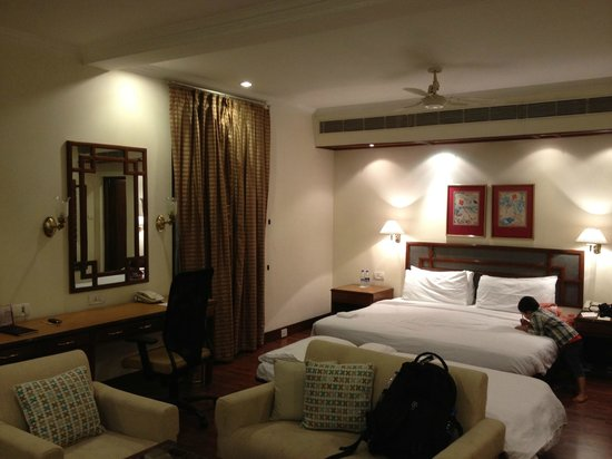 Vivanta Ambassador, New Delhi: Room