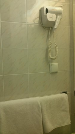 Demel Hotel: łazienka