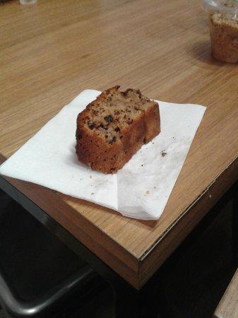Tugalik: cake choco banane