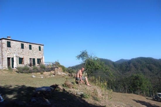 Agriturismo degli Olivi: Haus